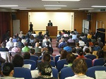H27年度後期利用団体研修会が実施されました。
