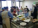 H28年「男の料理教室」が実施されました