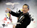 人権講演会 心の豊かさを求めて ミスターかわづ氏の講演とマジックショー